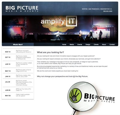 BigPict.com screenshot